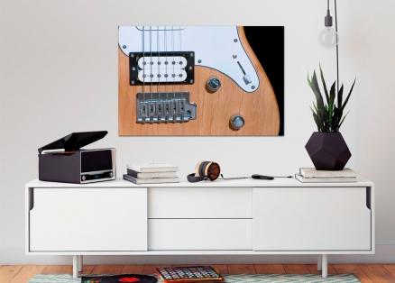 Cuadro guitarra electrica (bept1023)
