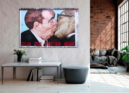 Cuadro el beso de Berlin (bfl291820882)
