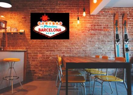 Cuadro barcelona (bfl51708839)