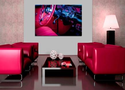 Cuadro coche fashion (bfl53787875)b