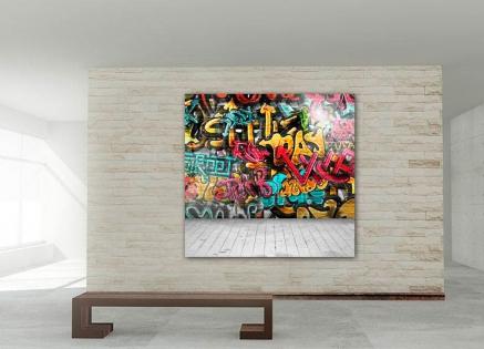 Cuadro graffiti (bfl56467874)