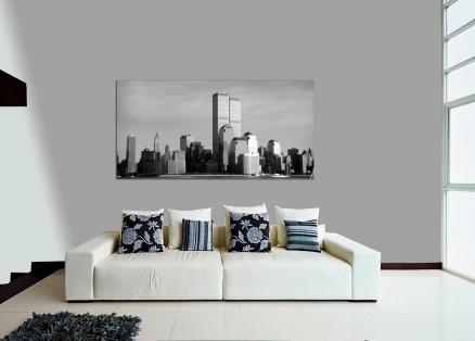 Cuadro Nueva York distrito financiero (bgca1386)