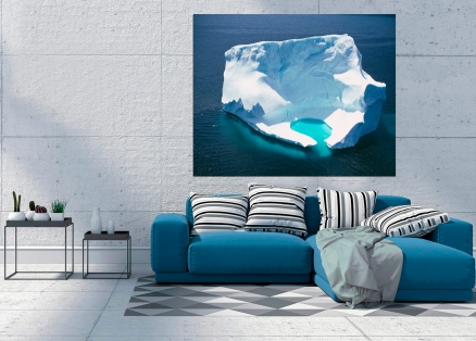 Cuadro mar iceberg (bgca2737)