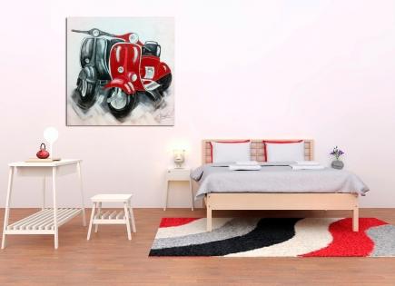 Cuadro motos (bjpd9640)