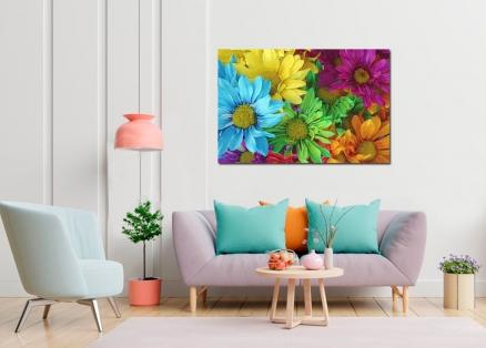 Cuadro flores (bme011602)