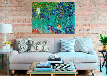 Cuadro Van Gogh (bme050110)