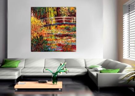 Los nenúfares de Claude Monet