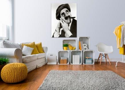 Cuadro Groucho Marx (bme087014)