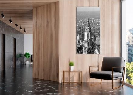 Cuadro Torre Chrysler Nueva York (bme160063) adv