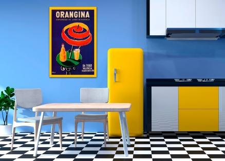 Cuadro publicidad orangina (bme160074)
