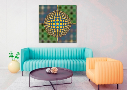 Pintura geometrica
