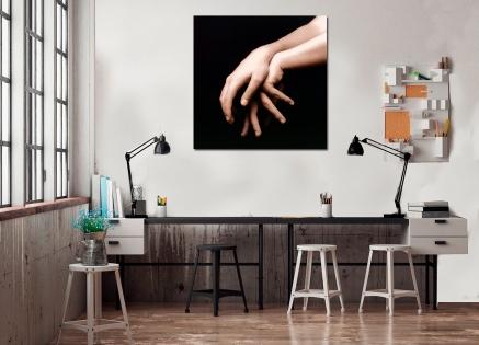 Cuadro manos (bme170050)