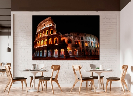 Cuadro Coliseo Romano (bme170143)