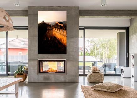 Cuadro Muralla China (bme170142)