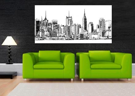 Cuadro Nueva York (bme170159)