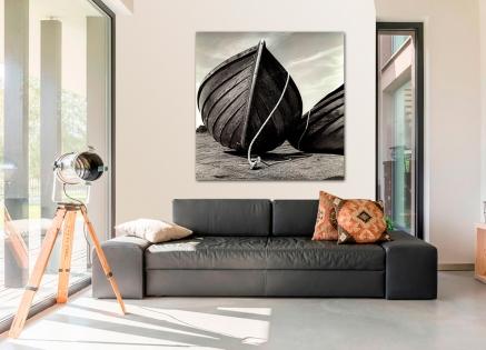 Cuadro barcas (bme180014)
