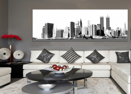 Cuadro Nueva York arte digital (bme180016)