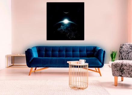 Cuadro vista nocturna (bme190051)