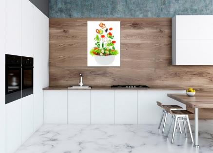 Cuadro cocina ensalada (bfl50565790)