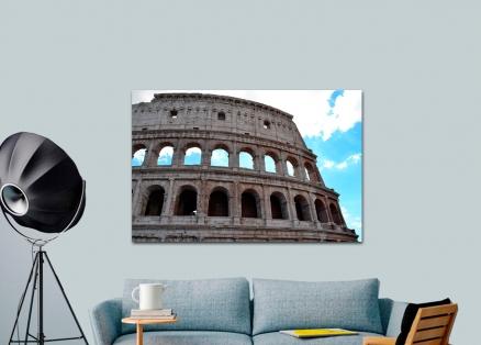 Cuadro Coliseo de Roma (bpmv003)