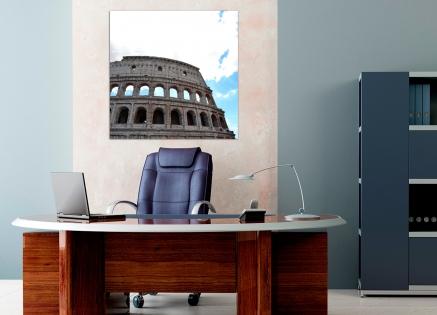 Cuadro Coliseo de Roma cuadrado (bpmv004)