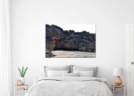 Cuadro paisaje rocas (bpmv106)