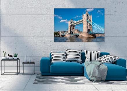 Cuadro puente de Londres (bpx0032)