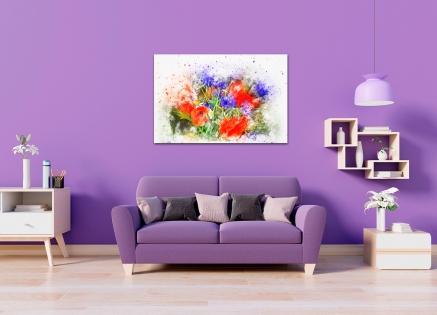 Cuadro flores primavera (bpx0123)