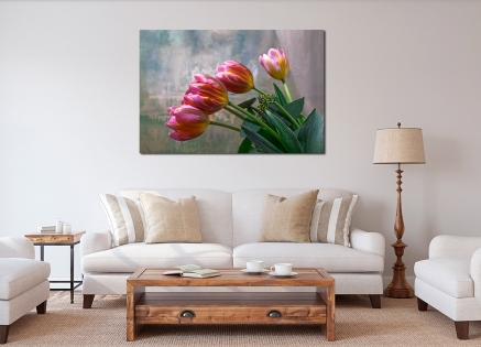 Cuadro tulipanes (bpx0138)