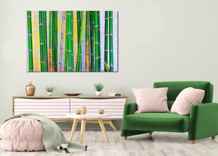 Cuadro bambu (bpx0140)
