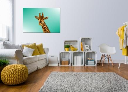 Cuadro jirafa (bpx0230)