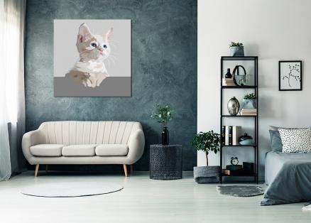 Cuadro gato (bpx0231)
