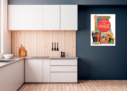 Porque colgar cuadros en las cocinas