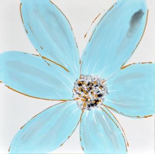 Cuadro flor (b13)