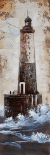 Cuadro faro vertical (b133)