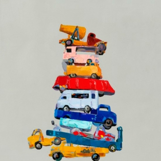 Cuadro coches (b71)
