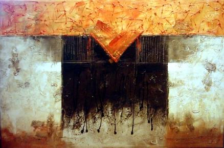 Cuadro abstracto (bdga174)