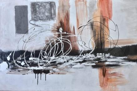 Cuadro abstracto (bdga0113-13)