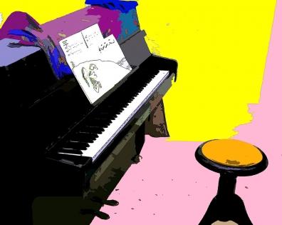 Cuadro piano juvenil (bept1022)
