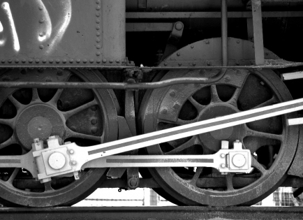 Cuadro maquina de tren (bept1042)