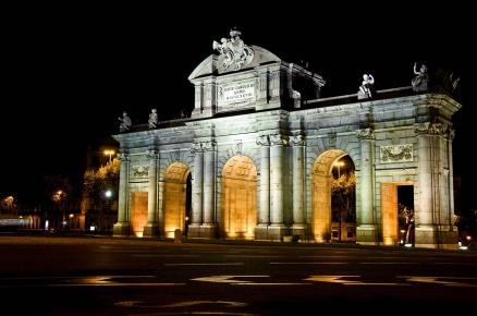 Cuadro Puerta de Alcala Madrid (bfl14200271)