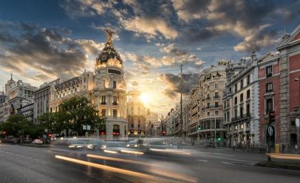 Cuadro edificio Metropolis Madrid (bfl146153350)