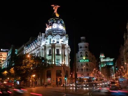 Cuadro Metropolis Madrid (bgca1077)