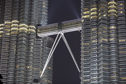 Cuadro Torres Petronas Malasia (bgca1223)