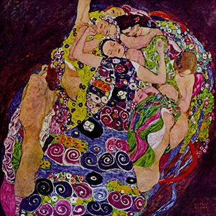 Cuadro Klimt (bme053503)