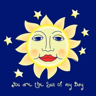Cuadro sol (bme190031)