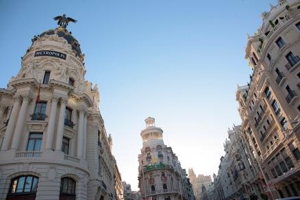 Cuadro arquitectura de Madrid (bpx0012)