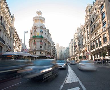 Cuadro Madrid centro (bpx0013)