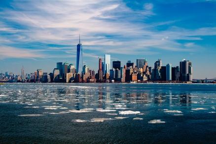 Cuadro bahia de Nueva York (bpx0023)