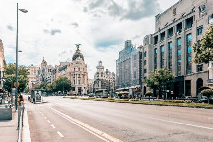 Cuadro Madrid Centro (bpx0038)